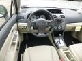 Ivory Dashboard Photo for 2013 Subaru Impreza #76894602