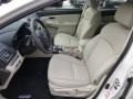 Ivory Front Seat Photo for 2013 Subaru Impreza #76894614