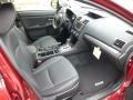 Black Front Seat Photo for 2013 Subaru Impreza #76894875