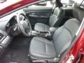 Black Interior Photo for 2013 Subaru Impreza #76894965