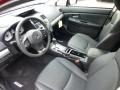 Black Prime Interior Photo for 2013 Subaru Impreza #76894975