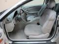 Ash 2004 Mercedes-Benz CLK Interiors