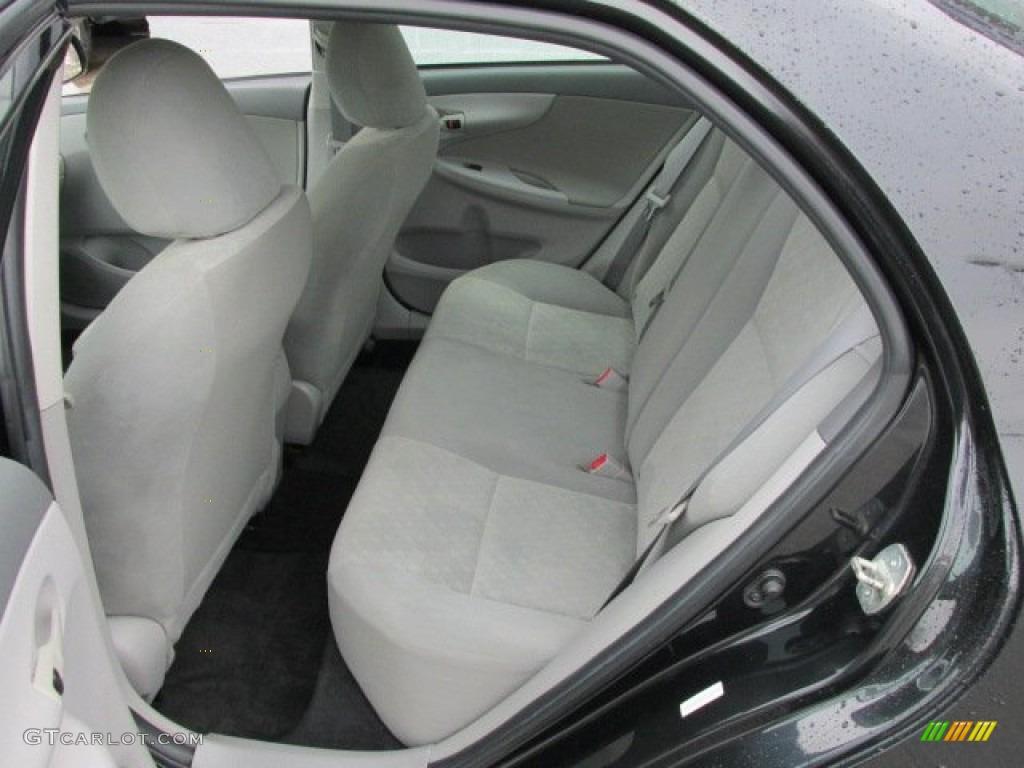 Ash Interior 2009 Toyota Corolla Le Photo 76899852