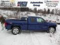 2013 Blue Topaz Metallic Chevrolet Silverado 1500 LT Extended Cab 4x4  photo #1