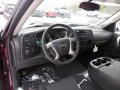 2013 Deep Ruby Metallic Chevrolet Silverado 1500 LT Extended Cab 4x4  photo #10