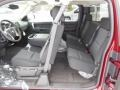 2013 Deep Ruby Metallic Chevrolet Silverado 1500 LT Extended Cab 4x4  photo #14