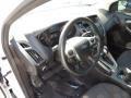 2012 White Platinum Tricoat Metallic Ford Focus SEL Sedan  photo #3