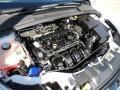 2012 White Platinum Tricoat Metallic Ford Focus SEL Sedan  photo #18