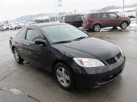 2004 Honda Civic EX Coupe Data, Info And Specs