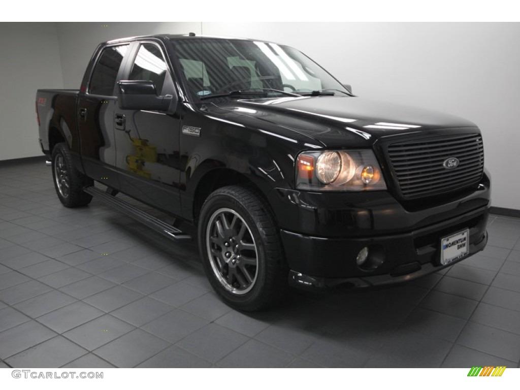 2008 black ford f150 fx2 sport supercrew 76874001 car color galleries. Black Bedroom Furniture Sets. Home Design Ideas