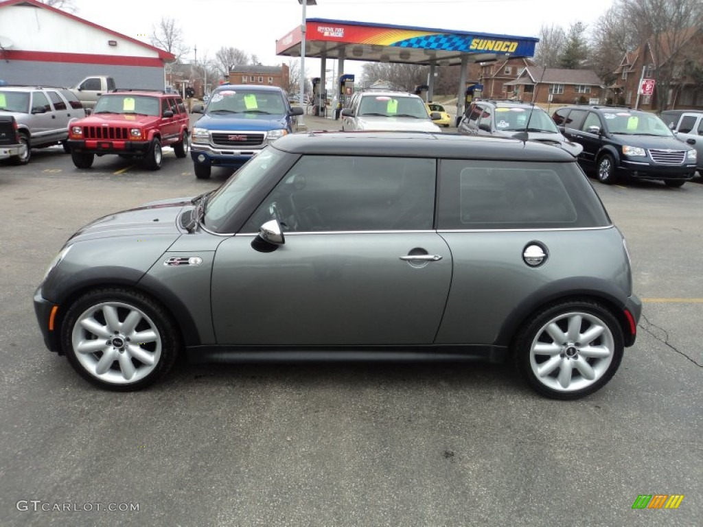 Royal Grey Metallic 2006 Mini Cooper S Hardtop Exterior Photo #76919205 | GTCarLot.com