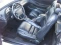 1998 Ford Mustang Black Interior Prime Interior Photo