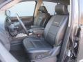 Charcoal 2011 Nissan Armada Interiors
