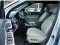 Medium Light Stone Front Seat Photo for 2013 Ford Explorer #76943233