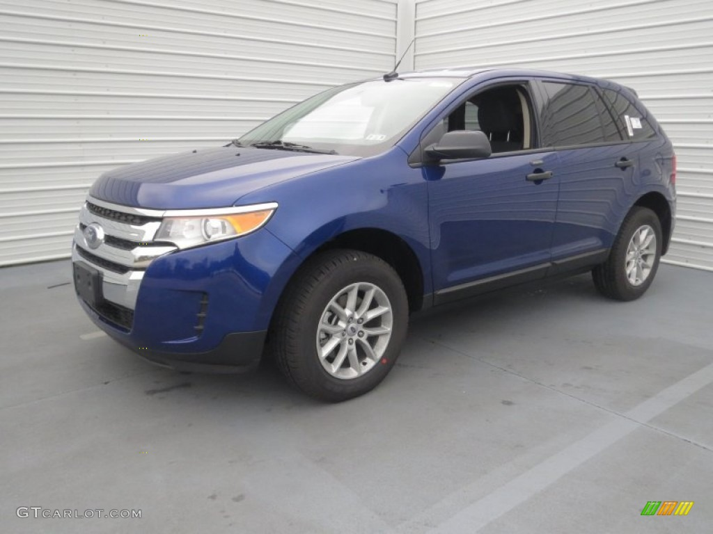 2013 ford edge sel owners manual