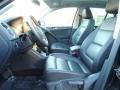 Charcoal 2011 Volkswagen Tiguan Interiors