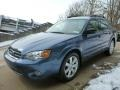 Atlantic Blue Pearl 2006 Subaru Outback Gallery