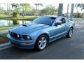 Windveil Blue Metallic 2007 Ford Mustang Gallery