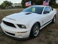 2007 Performance White Ford Mustang GT Premium Coupe  photo #1