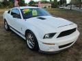 2007 Performance White Ford Mustang GT Premium Coupe  photo #3