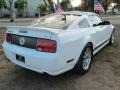 2007 Performance White Ford Mustang GT Premium Coupe  photo #4
