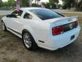 2007 Performance White Ford Mustang GT Premium Coupe  photo #6