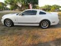 2007 Performance White Ford Mustang GT Premium Coupe  photo #14