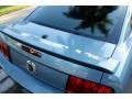 2007 Windveil Blue Metallic Ford Mustang GT Premium Coupe  photo #26