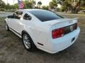 2007 Performance White Ford Mustang GT Premium Coupe  photo #52
