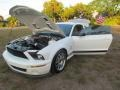 2007 Performance White Ford Mustang GT Premium Coupe  photo #72