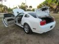2007 Performance White Ford Mustang GT Premium Coupe  photo #73