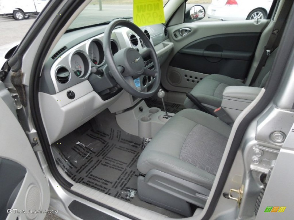 2007 chrysler pt cruiser touring interior color photos. Black Bedroom Furniture Sets. Home Design Ideas
