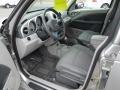 Pastel Slate Gray Prime Interior Photo for 2007 Chrysler PT Cruiser #76964922