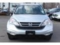2010 Alabaster Silver Metallic Honda CR-V LX AWD  photo #2