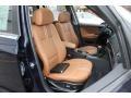 2010 BMW X3 Saddle Brown Interior Interior Photo