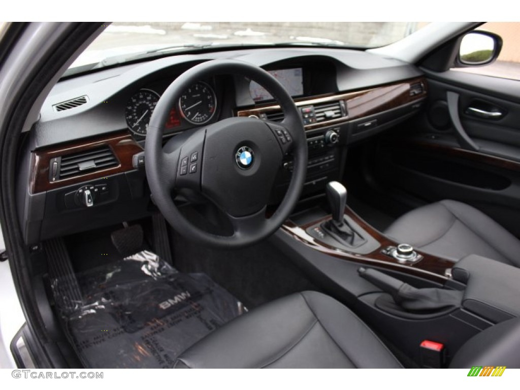 black interior 2010 bmw 3 series 328i xdrive sedan photo 76969790