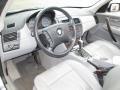 2006 BMW X3 Grey Interior Prime Interior Photo