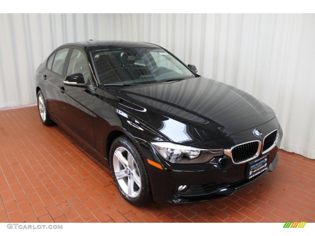2013 jet black bmw 3 series 328i xdrive sedan 76928732. Black Bedroom Furniture Sets. Home Design Ideas