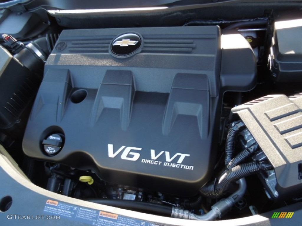 2013 Chevrolet Equinox Lt 3 6 Liter Sidi Dohc 24 Valve Vvt