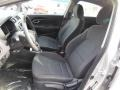 Black 2012 Kia Rio Interiors