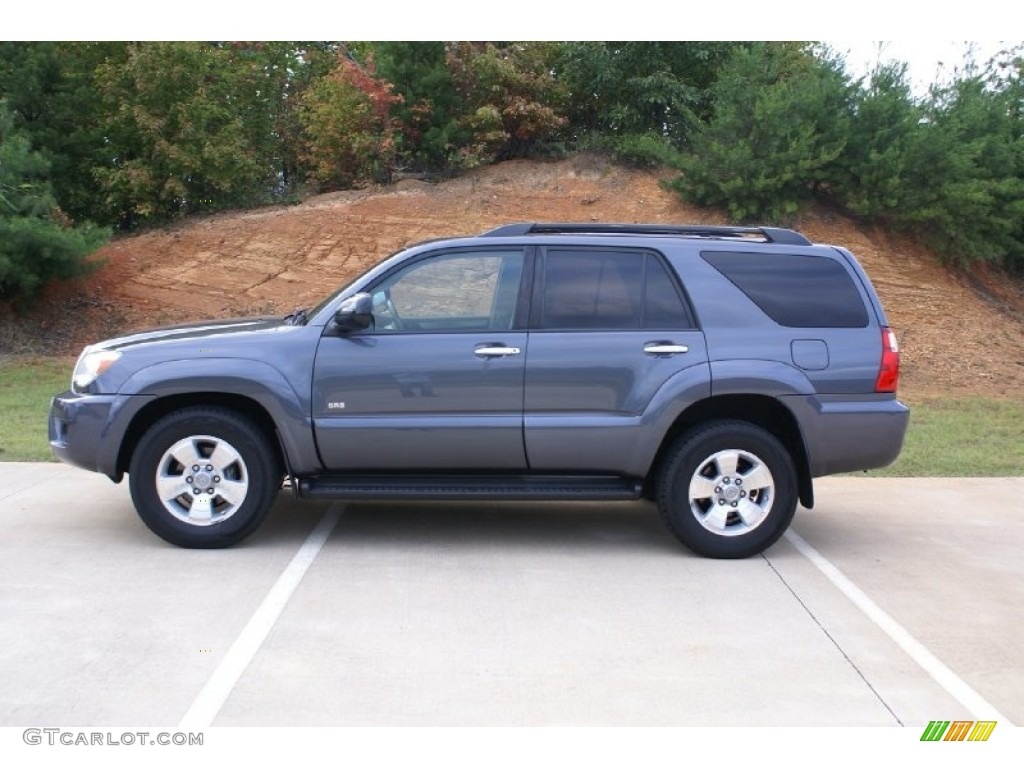 2007 shadow mica toyota 4runner sr5 76987819 car color galleries. Black Bedroom Furniture Sets. Home Design Ideas
