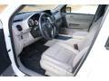 Gray Prime Interior Photo for 2011 Honda Pilot #76992930