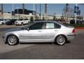 Titanium Silver Metallic - 3 Series 323i Sedan Photo No. 5