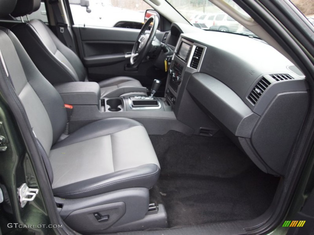 2008 Jeep Grand Cherokee Laredo 4x4 Interior Photos