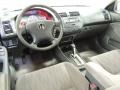 Gray 2004 Honda Civic Interiors