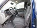 2013 Blue Topaz Metallic Chevrolet Silverado 1500 LS Extended Cab  photo #10