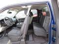 2013 Blue Topaz Metallic Chevrolet Silverado 1500 LS Extended Cab  photo #11