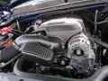 2013 Blue Topaz Metallic Chevrolet Silverado 1500 LS Extended Cab  photo #13