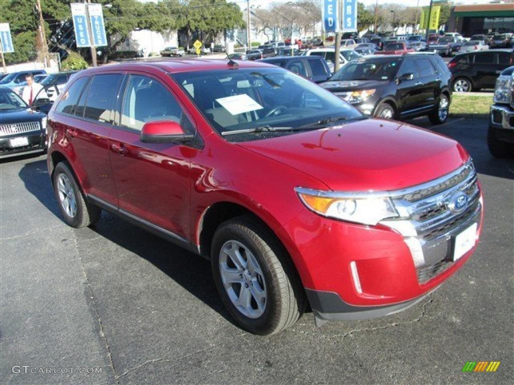2012 Ford Edge Sel Exterior Photos