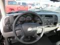 2013 Black Chevrolet Silverado 1500 LS Regular Cab  photo #11